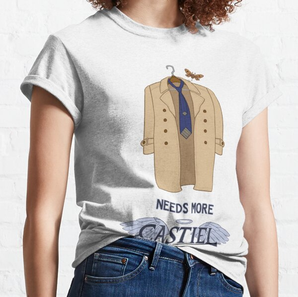 Needs More Castiel Classic T-Shirt