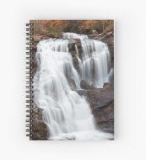 Bald River Falls Spiral Notebook