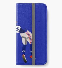 Odell catch iPhone Wallet/Case/Skin