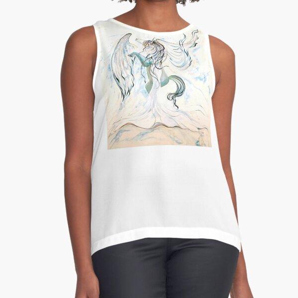 Aquadream Unicorn Sleeveless Top