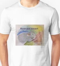 Rats Are Smart T-Shirt