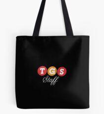 TGS Staff Logo Tote Bag