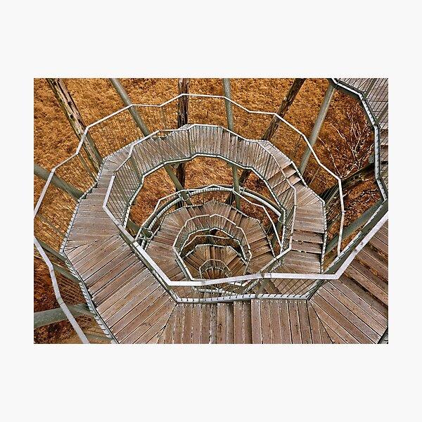 almost Escher Photographic Print