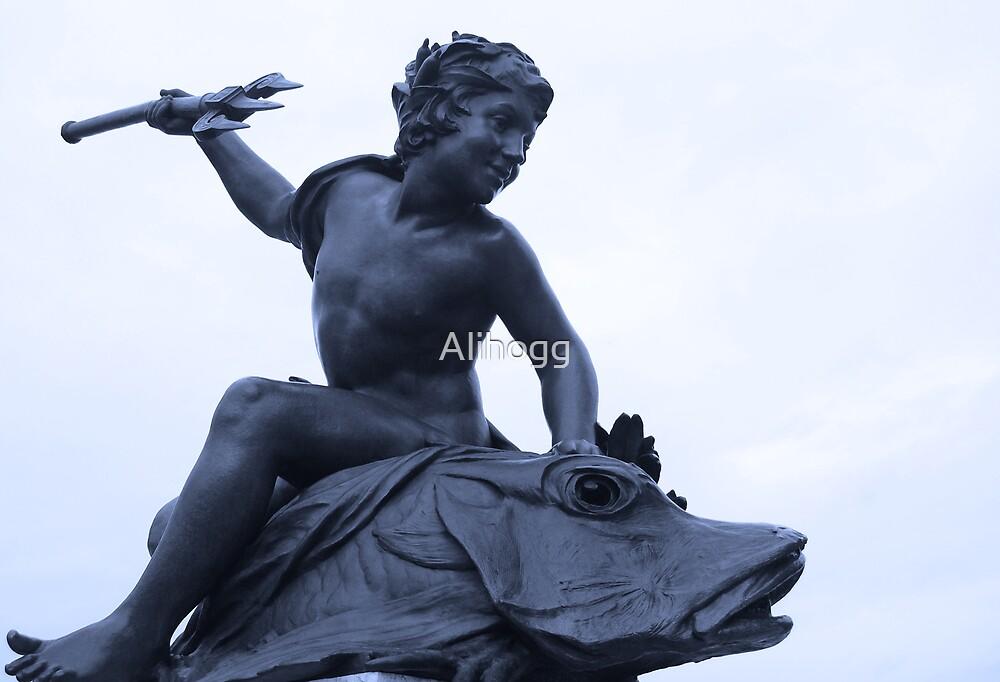 Cupid by Alihogg