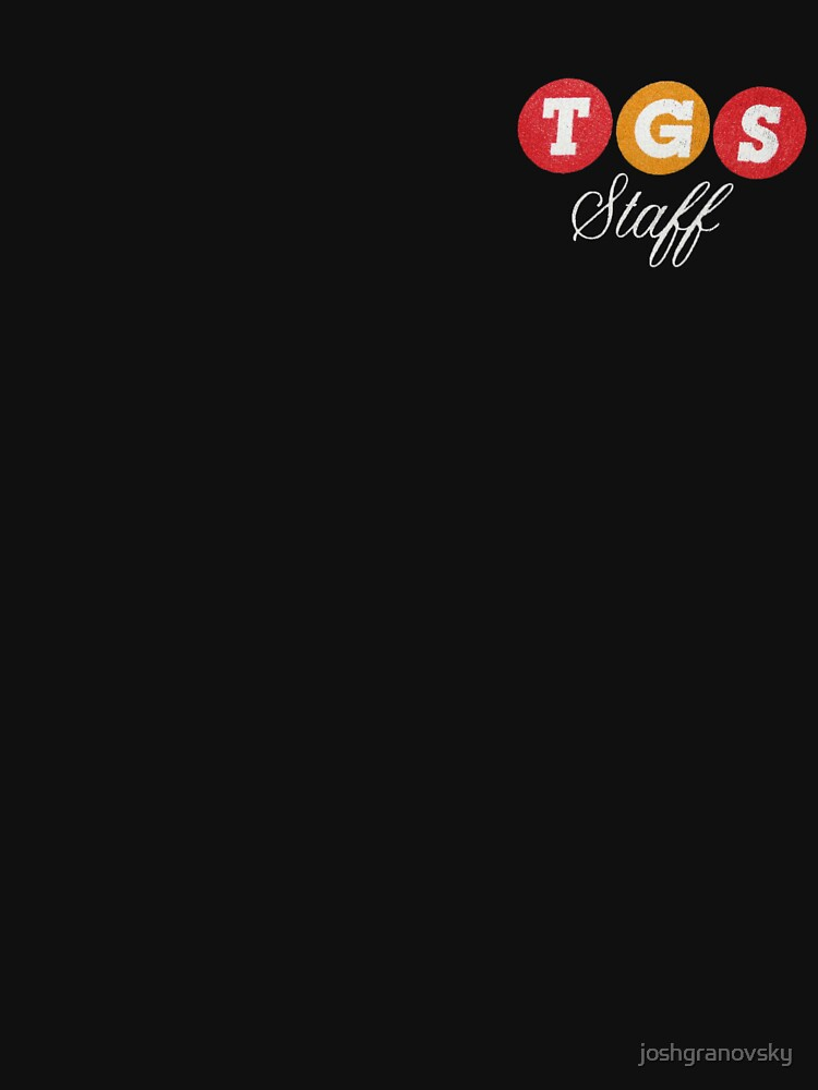 TGS Staff Logo by joshgranovsky