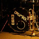 brass, drums and jazz by doublehelix