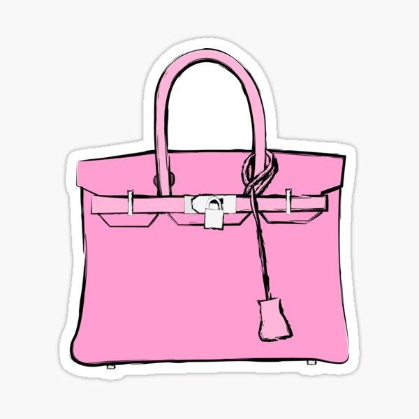The Baby Pink Birkin Sticker