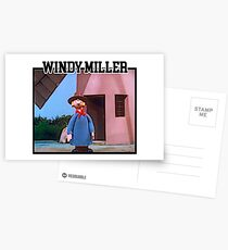 Camberwick Green Windy Miller Postcards
