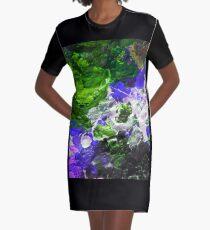 grape storm 12/01/17 Graphic T-Shirt Dress