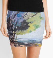 For the Tree-lovers Mini Skirt