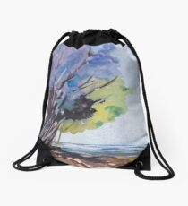 For the Tree-lovers Drawstring Bag