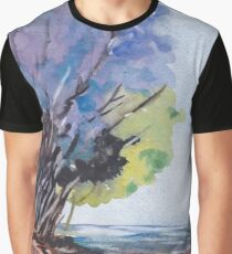 For the Tree-lovers Graphic T-Shirt