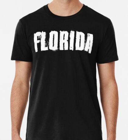 Florida Explosive Typography Premium T-Shirt