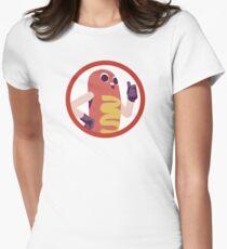 Chloe Price Hot Dog Man Hawt Dawg Man - Life Is Strange Before The Strom Chloe Price Women's Fitted T-Shirt