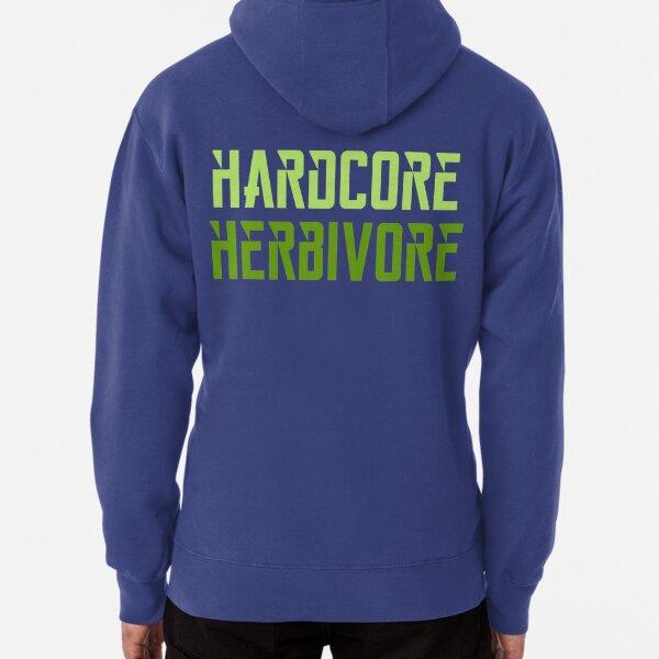 Hardcore Herbivore Pullover Hoodie