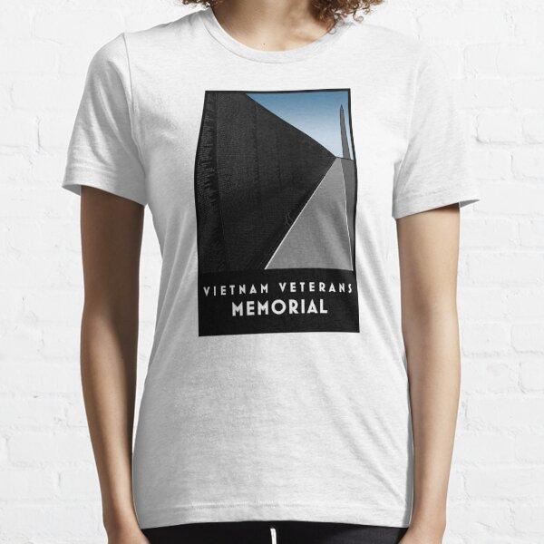 Vietnam Veterans Memorial Essential T-Shirt