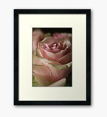 """pink rhapsody"" Framed Print"