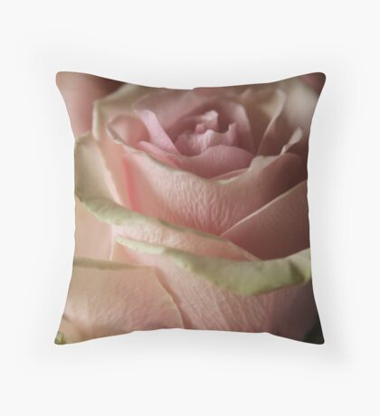"""pink rhapsody"" Throw Pillow"