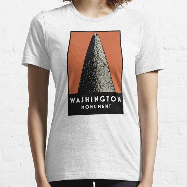 Washington Monument Essential T-Shirt