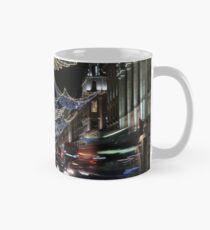 Regent Street Christmas Mug
