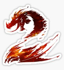 Guild Wars 2 - Strikes again Sticker