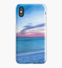 If By Sea - Sunset on the Beach Near Destin Florida iPhone Case