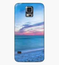 If By Sea - Sunset on the Beach Near Destin Florida Case/Skin for Samsung Galaxy