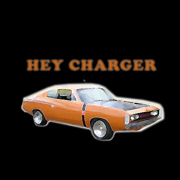 Hey Charger  by quentin23