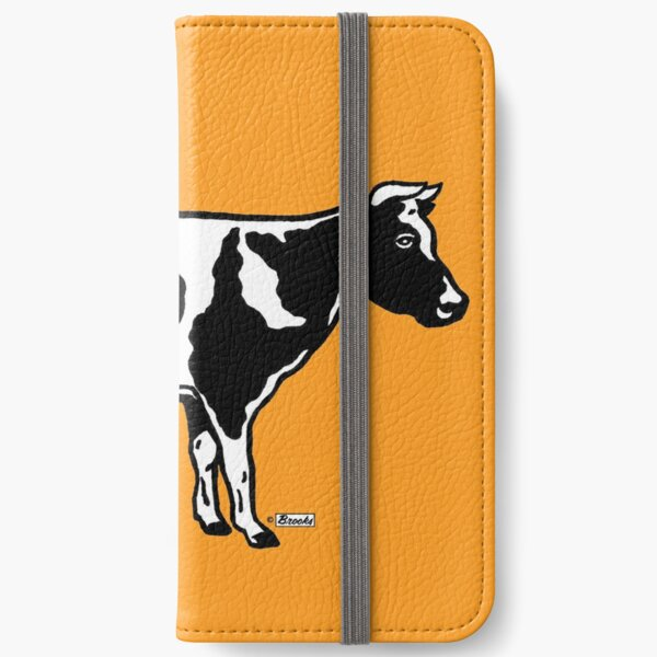 Let's Hear It for Cows! iPhone Wallet