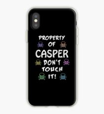 Property of Casper iPhone Case
