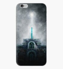 Timpanogos LDS Temple - Light in the Storm iPhone Case