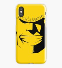 "My Hero Academia - ""All Might Silhouette"" iPhone Case"
