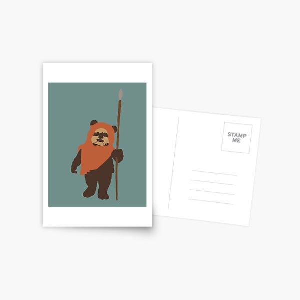 Wicket Postcard