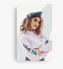 Fifth Harmony - Save The Music ( Dinah Jane ) Canvas Print