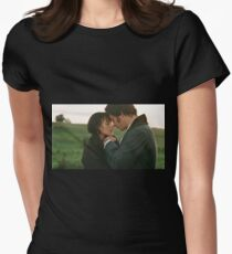 Pride & Prejudice - [Click to see other items with this design] Women's Fitted T-Shirt