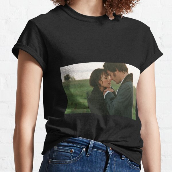 Pride & Prejudice - [Click to see other items with this design] Classic T-Shirt