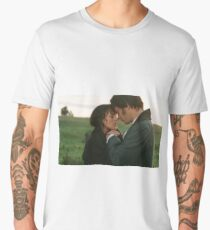 Pride & Prejudice - [Click to see other items with this design] Men's Premium T-Shirt