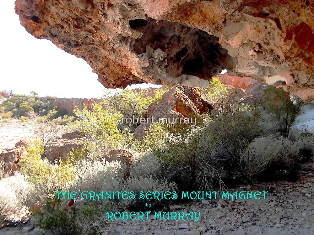 The Granites Mt Magnet Calendar by robert murray