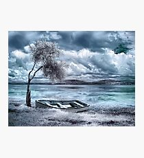 Valium Skies Photographic Print