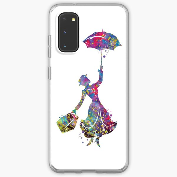 Mary Poppins Samsung Galaxy Soft Case