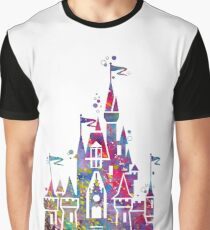 Princess Castle  Graphic T-Shirt