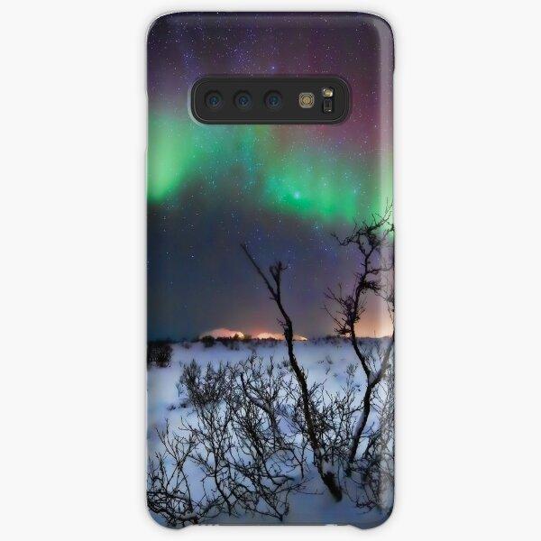 Northern Lights - creative editing Samsung Galaxy Snap Case