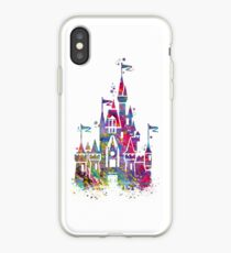 Princess Castle  iPhone Case
