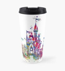 Princess Castle  Travel Mug