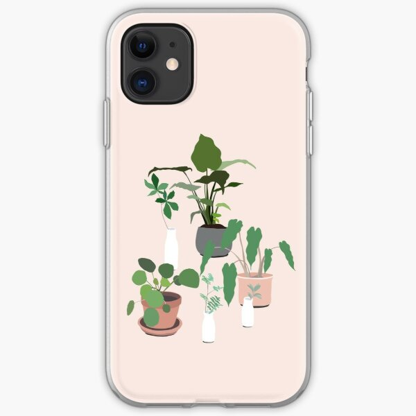 Plant Party iPhone Soft Case