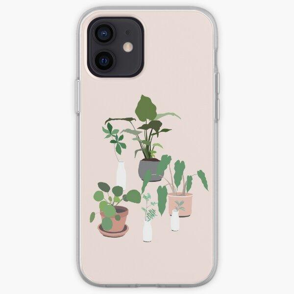 Plant Party iPhone Soft Case