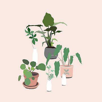 Plant Party by JulesTillman