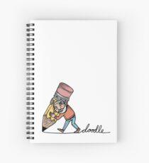 Doodler Spiral Notebook