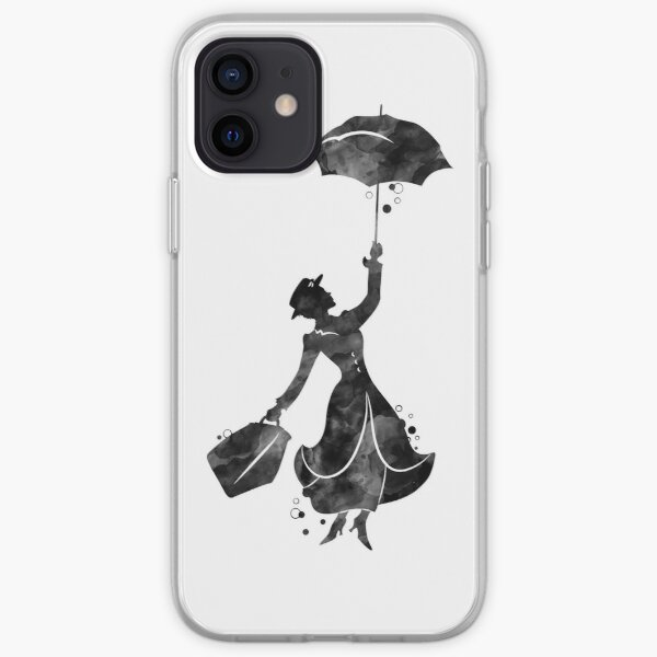 Mary Poppins iPhone Soft Case