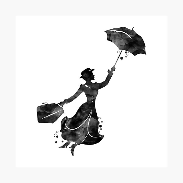 Mary Poppins Impression photo